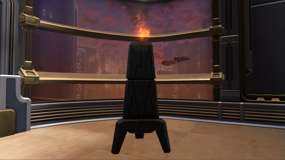 Zakuul Decorations Swtor Strongholds