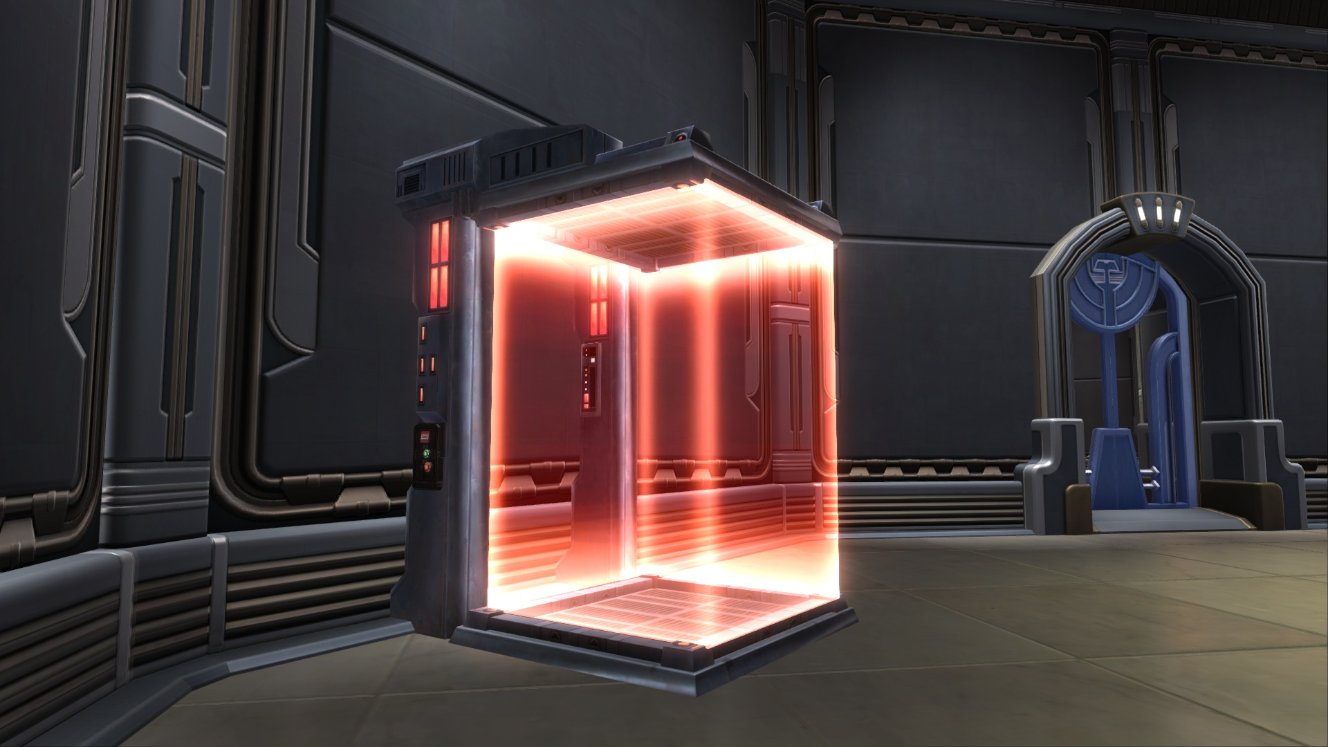 Bounty Holding Cell Decoration Swtor Strongholds