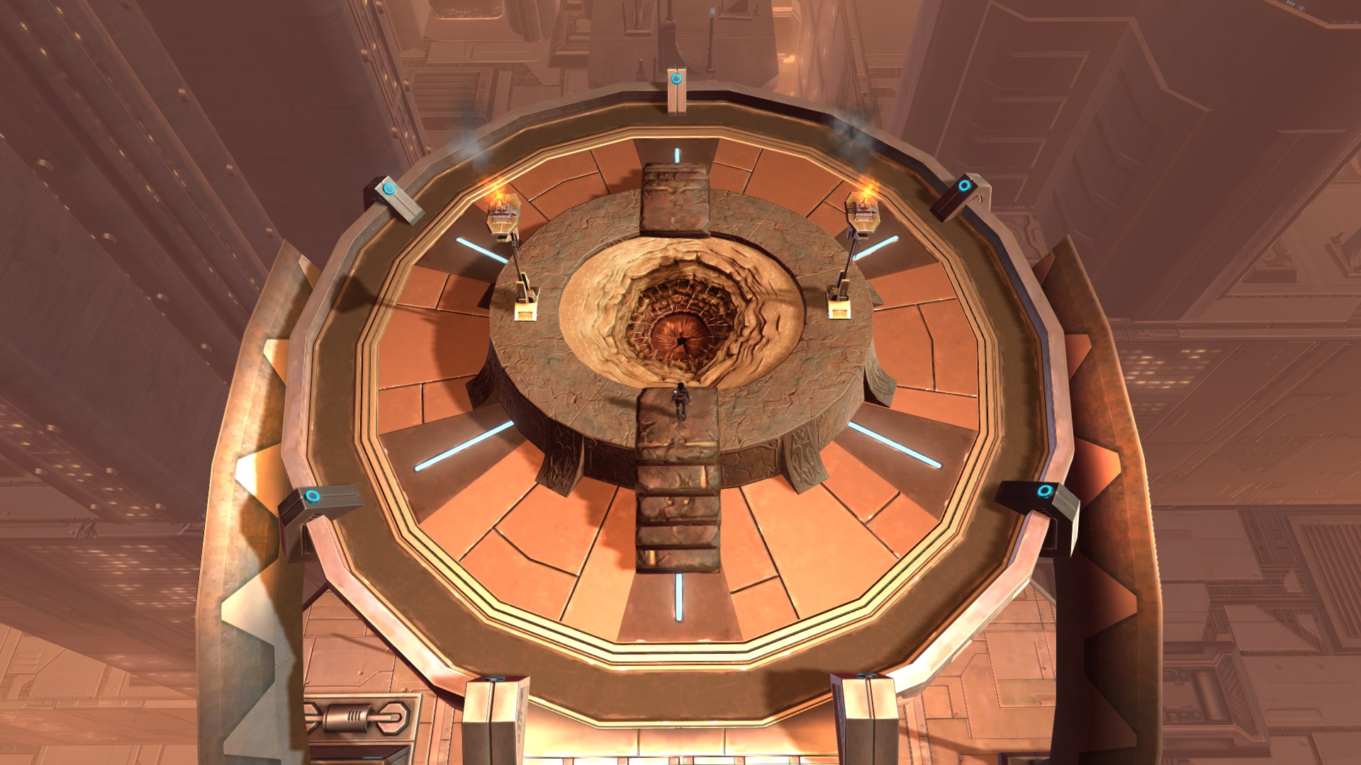 Pit Of The Sarlacc Decoration Swtor Strongholds