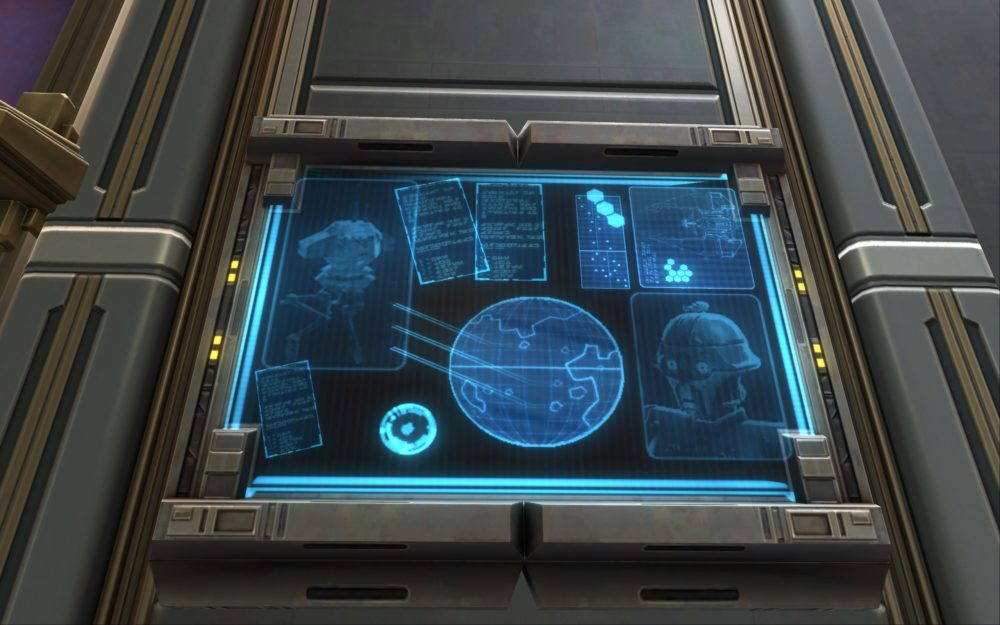SWTOR Coil Monitor