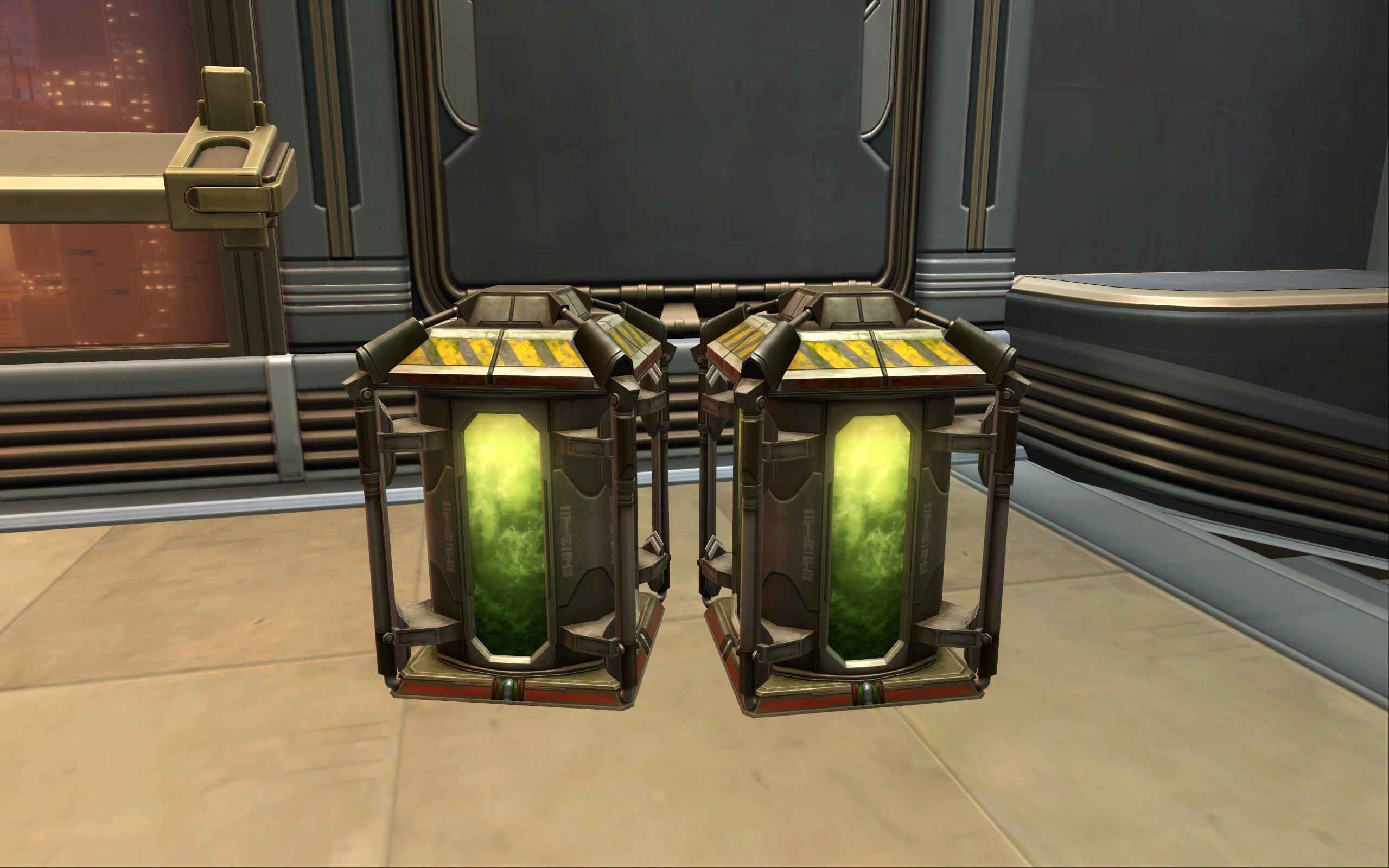 Toxic Canisters