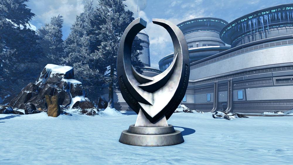 Alderaan Nobility Statue
