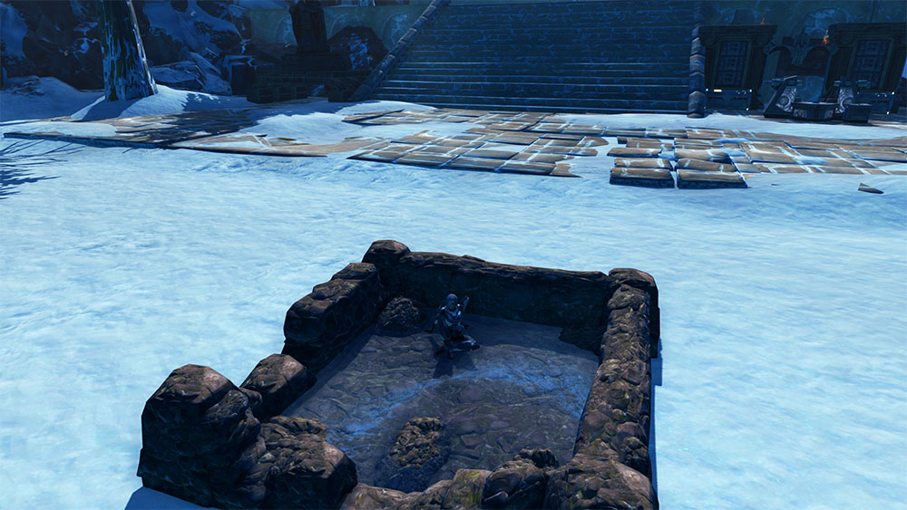 Collapsed Dantooine Well