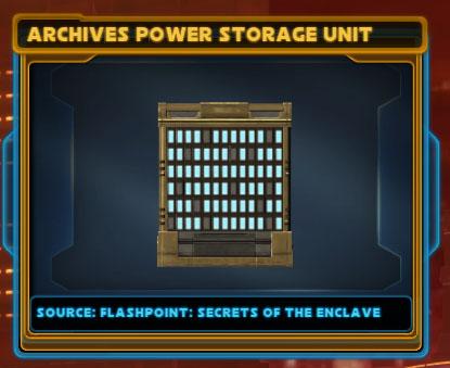 Archives Power Storage Unit