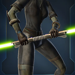 Lightsaber of Nimble Defense Armor Set armor thumbnail.