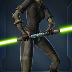 Riposte Double-bladed Lightsaber Armor Set armor thumbnail.