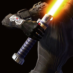 Stygian Cerebral Battle Lightsaber Armor Set armor thumbnail.